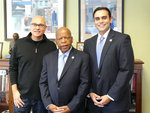 Image for Rep. John Lewis and Top Shelf Productions Sign Historic Publishing Agreement