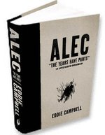 Alec: The Years Have Pants -- HARDCOVER
