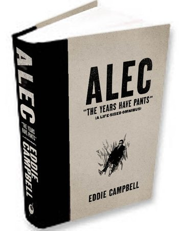 Alec The Years Have Pants HARDCOVER