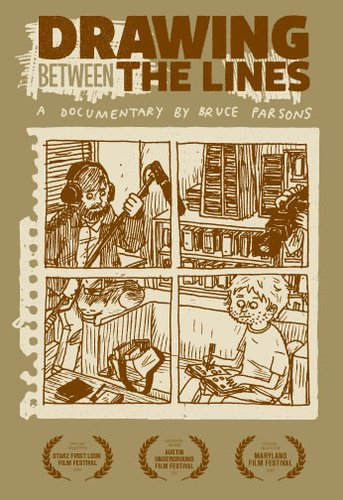 Drawing Between the Lines (DVD)