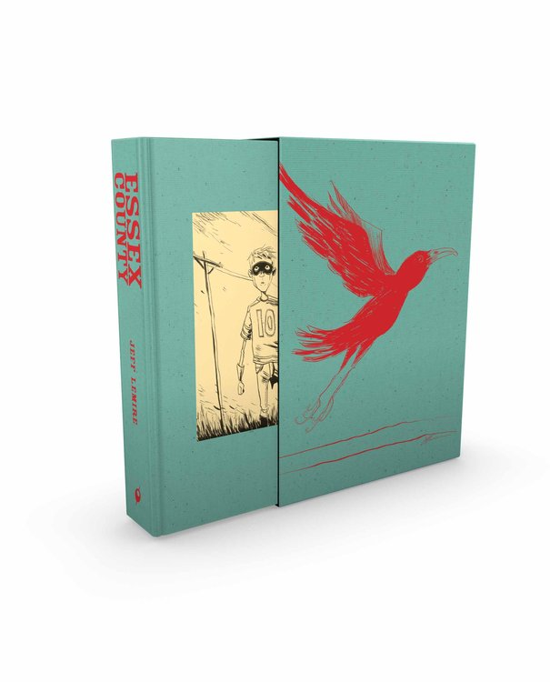 Essex County -- LIMITED SLIPCASE EDITION