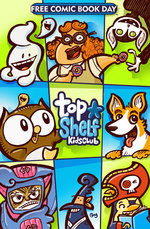 Top Shelf Kids Club -- 2012 (FCBD)