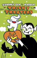 Image for Meet Johnny Boo & Harold in TRICKY TREATERS: Free at Your Comic Shop!