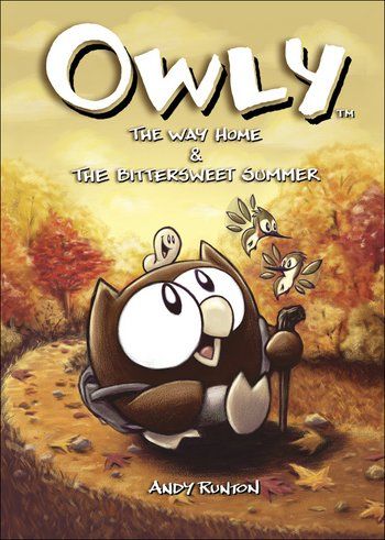 Owly (Vol 1): The Way Home