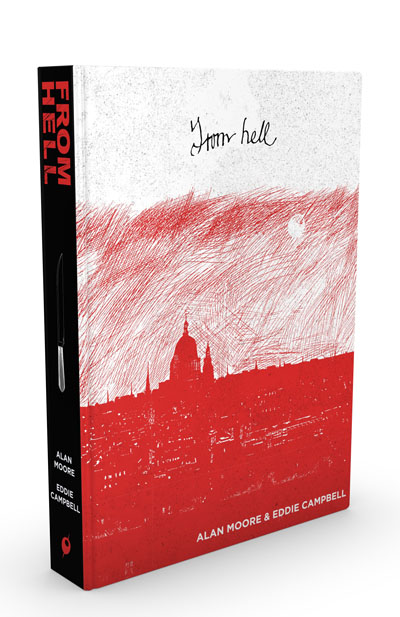 From Hell -- HARDCOVER