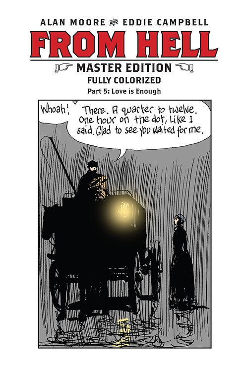 From Hell: Master Edition #05 (of 10)