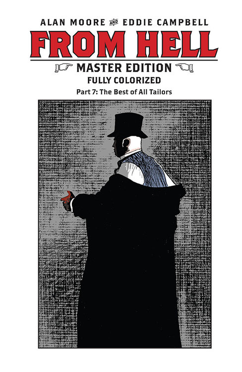 From Hell: Master Edition #07 (of 10)