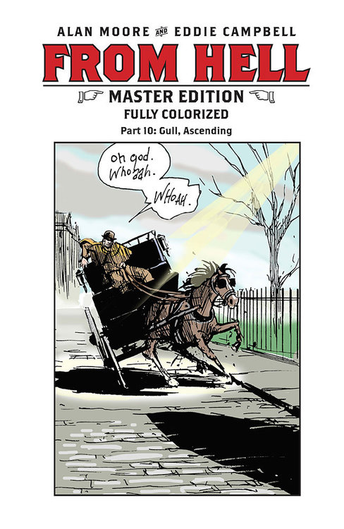 From Hell: Master Edition #10 (of 10)