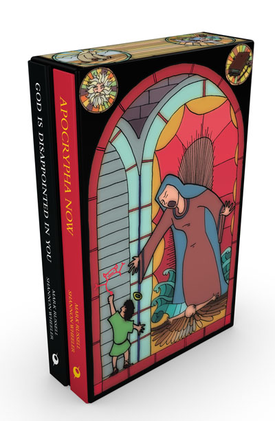 God is Disappointed / Apocrypha Now — SLIPCASE SET