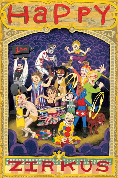 Happy #3: Zirkus