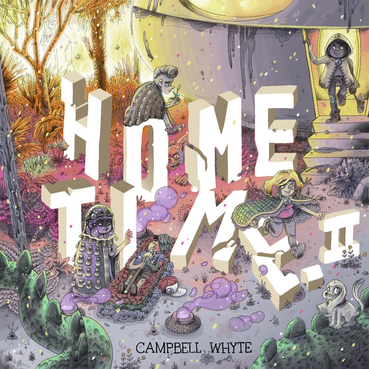 Home Time II: Beyond The Weaving