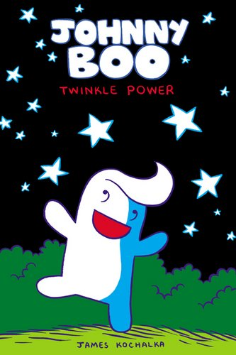 Johnny Boo (Book 2): Twinkle Power
