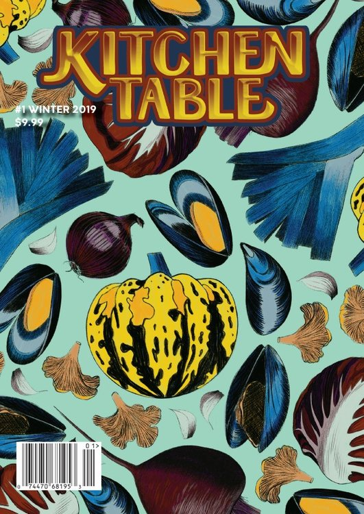 Kitchen Table Magazine #1