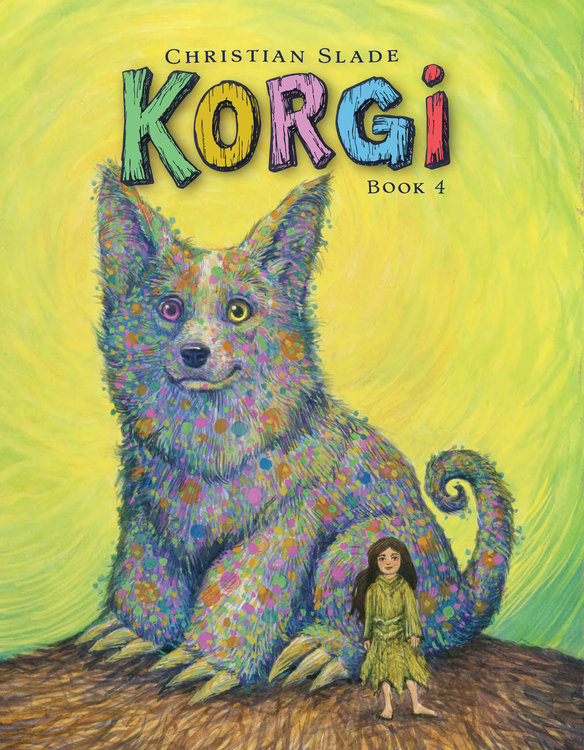 Korgi (Book 4): The Problem with Potions