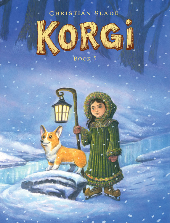 Korgi (Book 5): End of Seasons