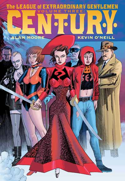 The League of Extraordinary Gentlemen (Vol III): Century - HARDCOVER