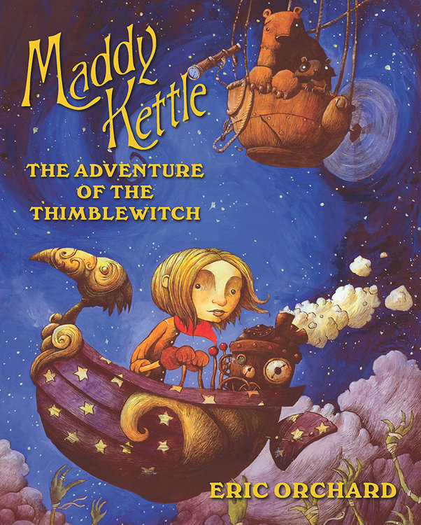 Maddy Kettle (Book 1): The Adventur
