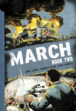 March (Book Two) -- HARDCOVER