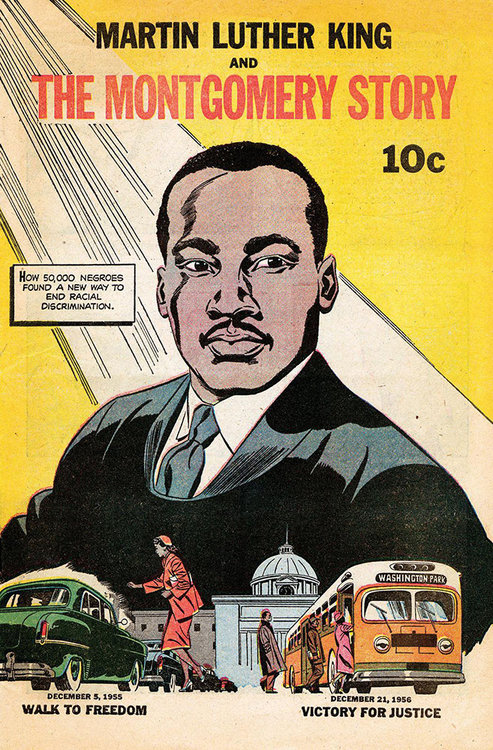 Martin Luther King and The Montgomery Stor