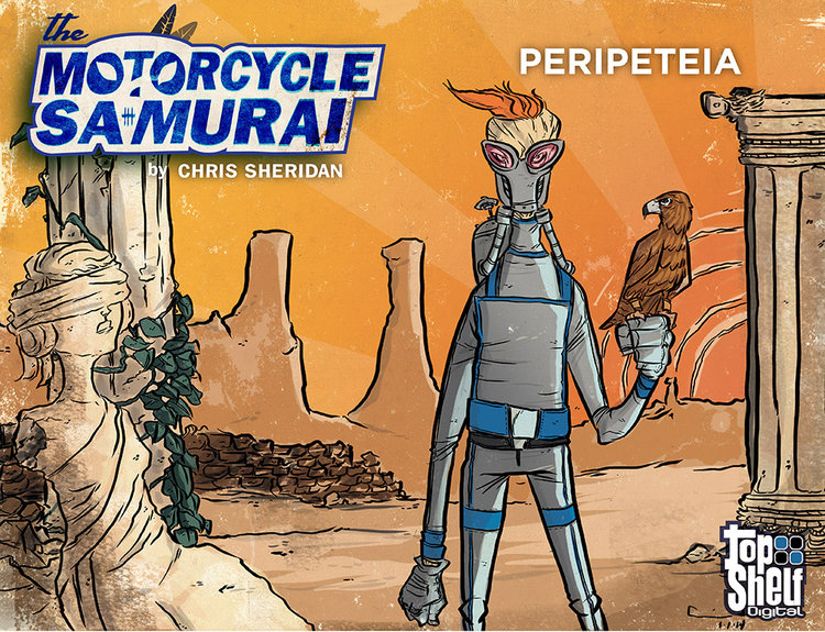 The Motorcycle Samurai #3: Peripeteia