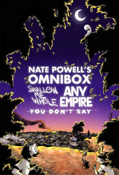 Nate Powell's OMNIBOX