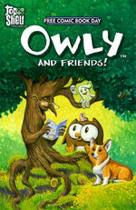 Owly and Wormy FCBD 2011