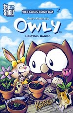 Owly: Helping Hands (2007 FCBD)
