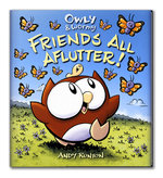 Owly and Wormy in Friends All Aflutter!