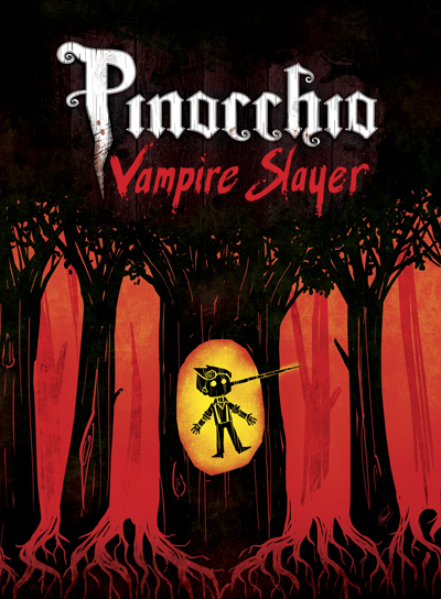 Pinocchio, Vampire Slayer