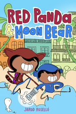 Red Panda & Moon Bear (Book One)