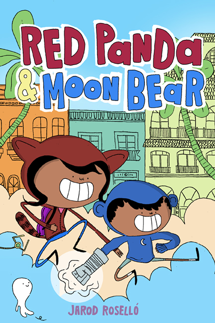 Red Panda and Moon Bear