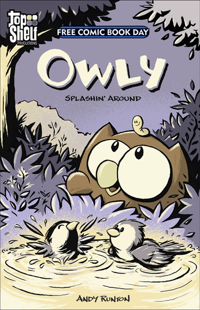 Owly: Splashin' Around (2005 FCBD)