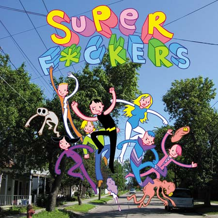 SuperF*ckers #1