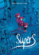 Supers (Book One): A Little Star Past Cassiopeia