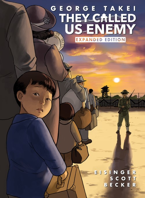 They Called Us Enemy: Expanded Hardcover Edition *PRE-ORDER*