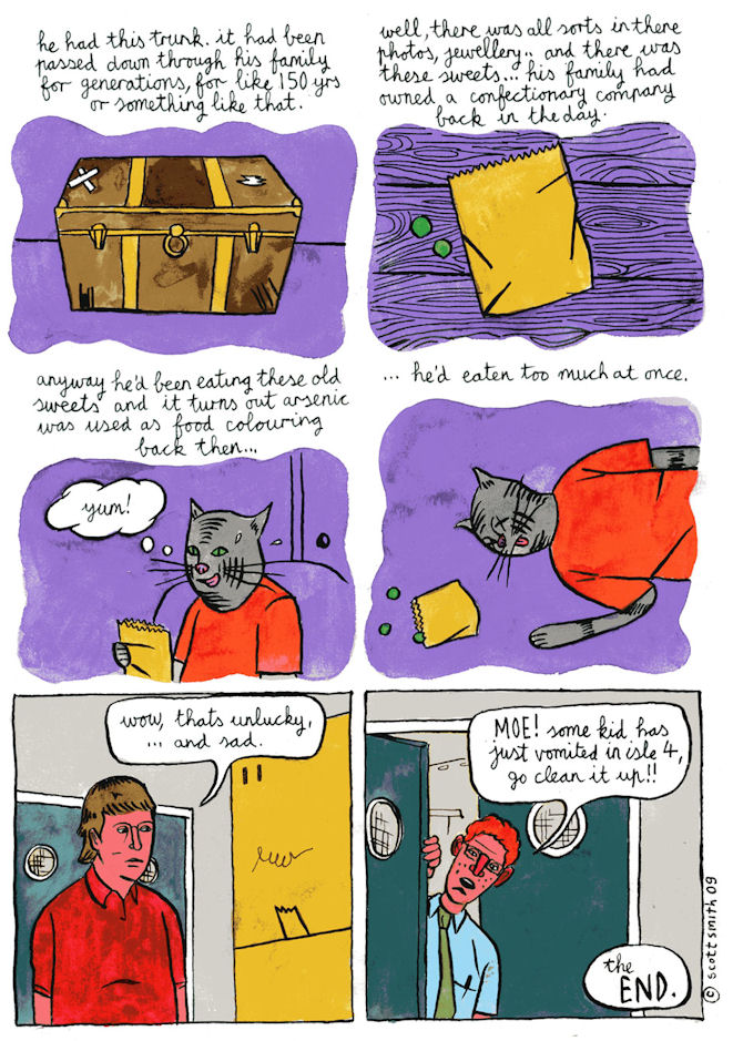 Cat in a Bag - Page 3