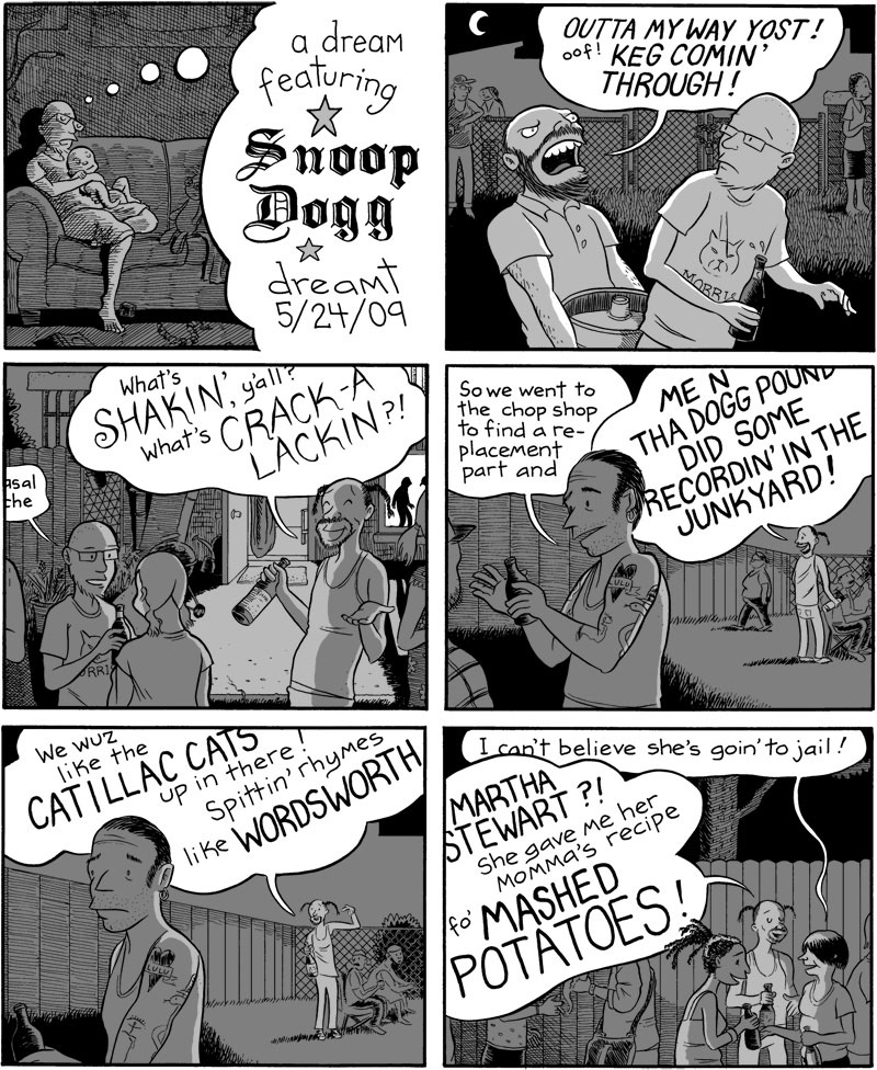 It's Dream Time, Snoop Doggy Dogg: part 1 - Page 2