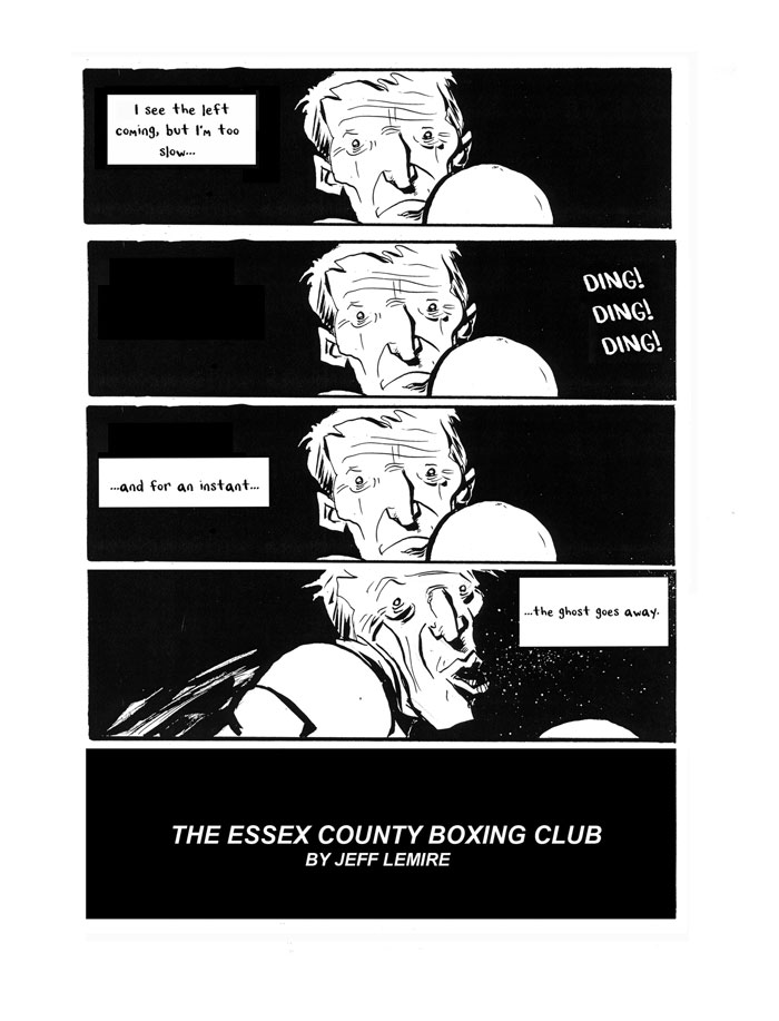 The Essex County Boxing Club - Page 2