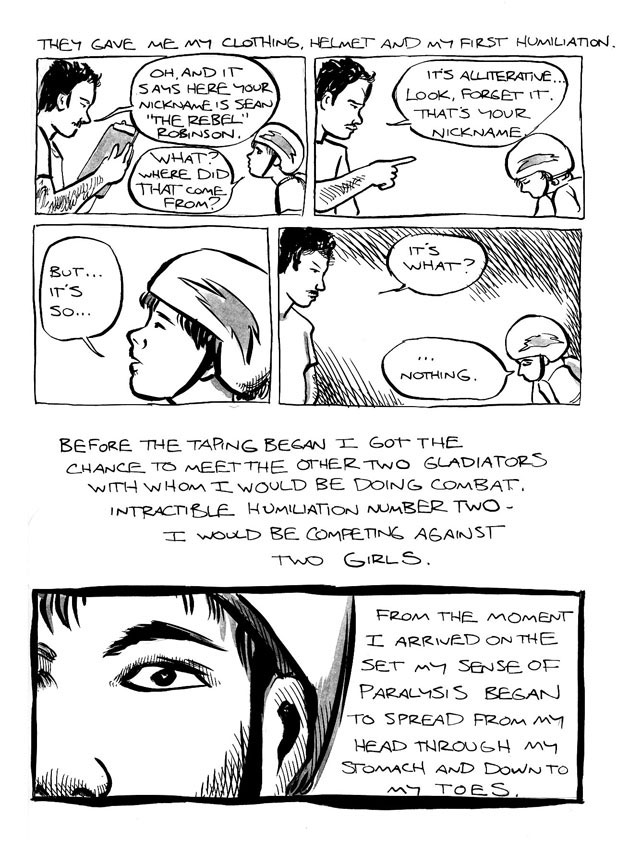 GUTS: A Young Adult Television Fiasco - Page 3