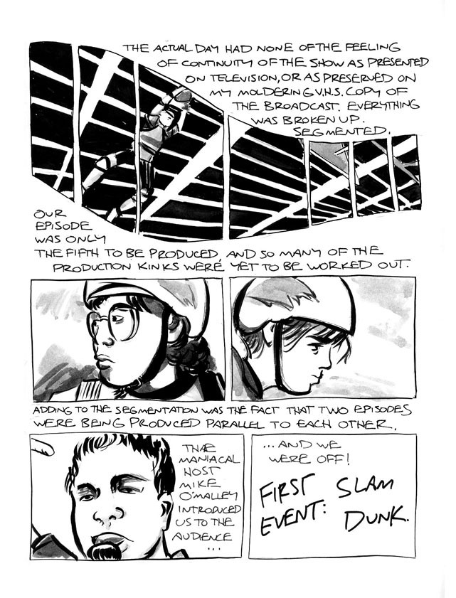 GUTS: A Young Adult Television Fiasco - Page 4