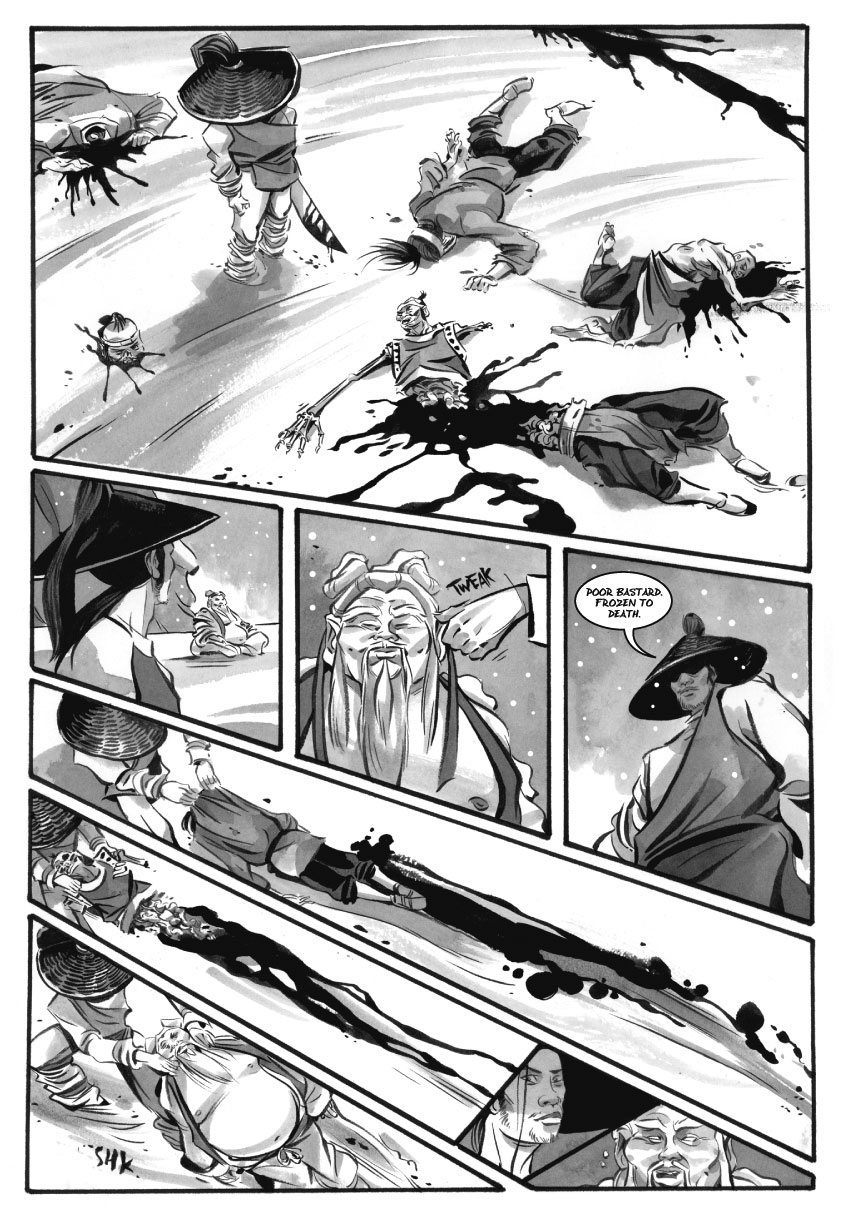 Infinite Kung Fu, part 3 - Page 4