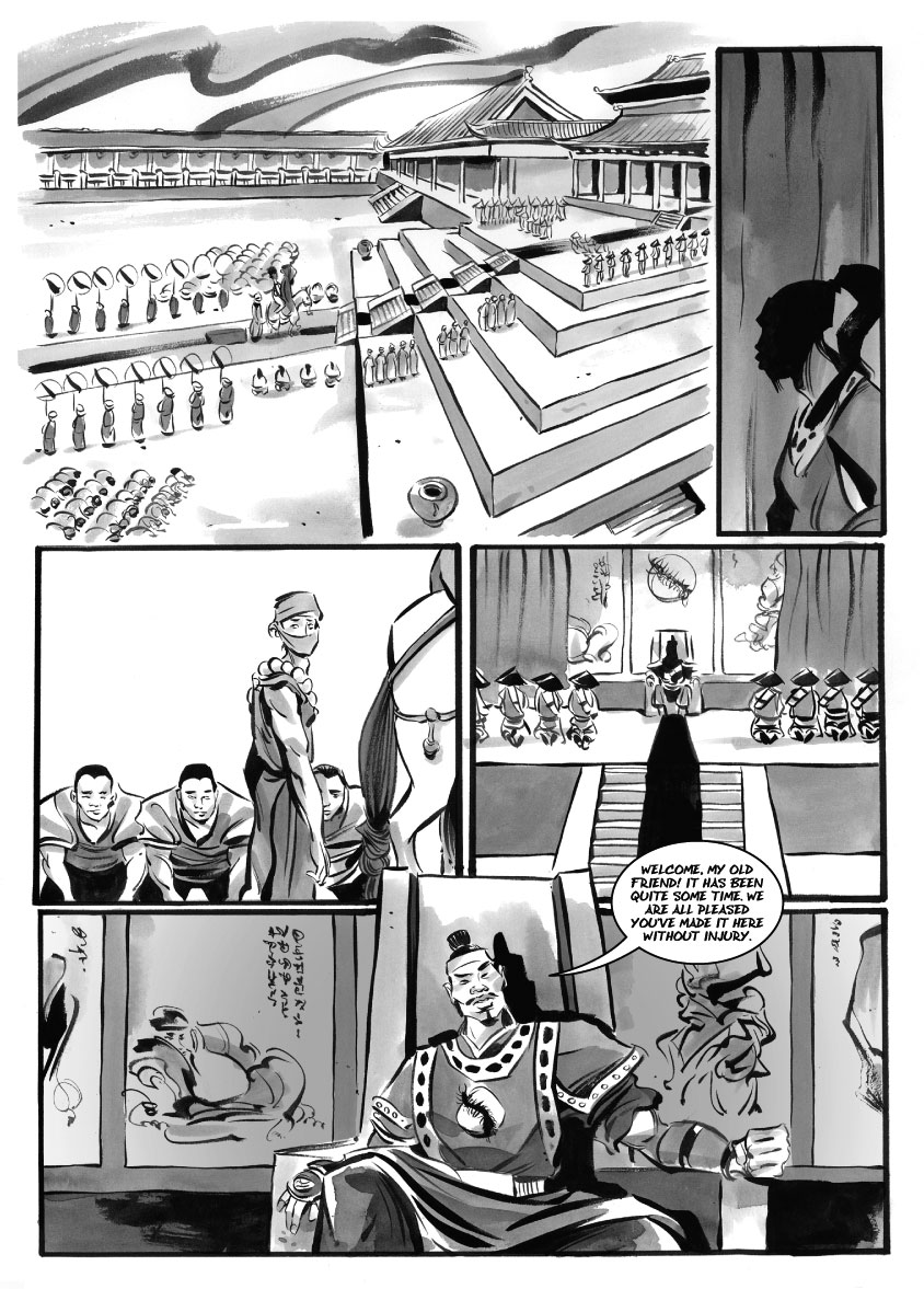 Infinite Kung Fu, part 6 - Page 4