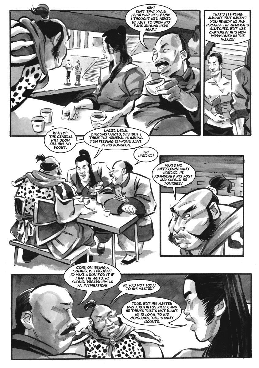 Infinite Kung Fu, part 12 - Page 2