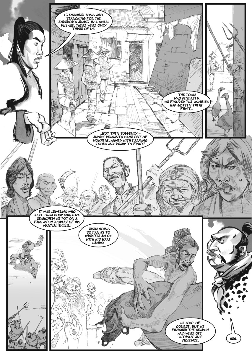 Infinite Kung Fu, part 12 - Page 3