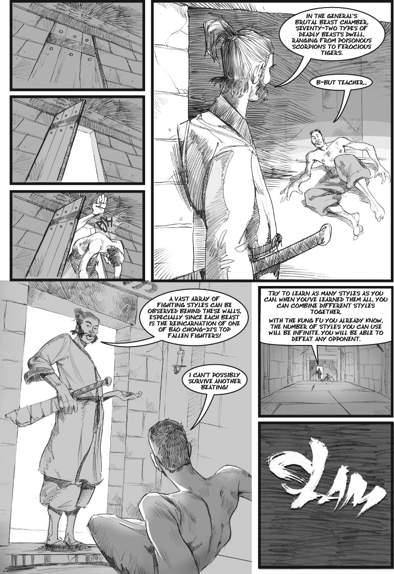 Infinite Kung Fu, part 13 - Page 3