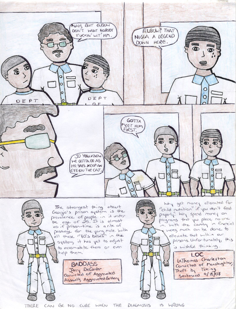 Inside: War Wounds, part 2 - Page 3