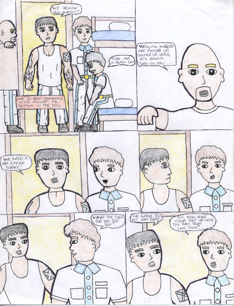 Inside: War Wounds, part 2 - Page 4