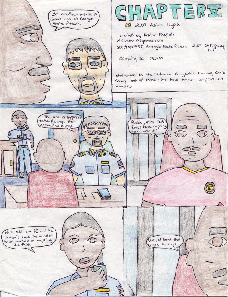 Inside: War Wounds, part 5 - Page 2