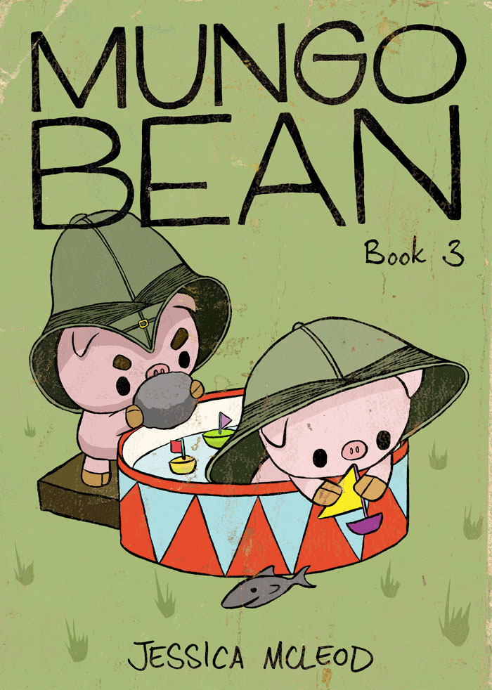 Mungo Bean book 3, part 1 - Page 1