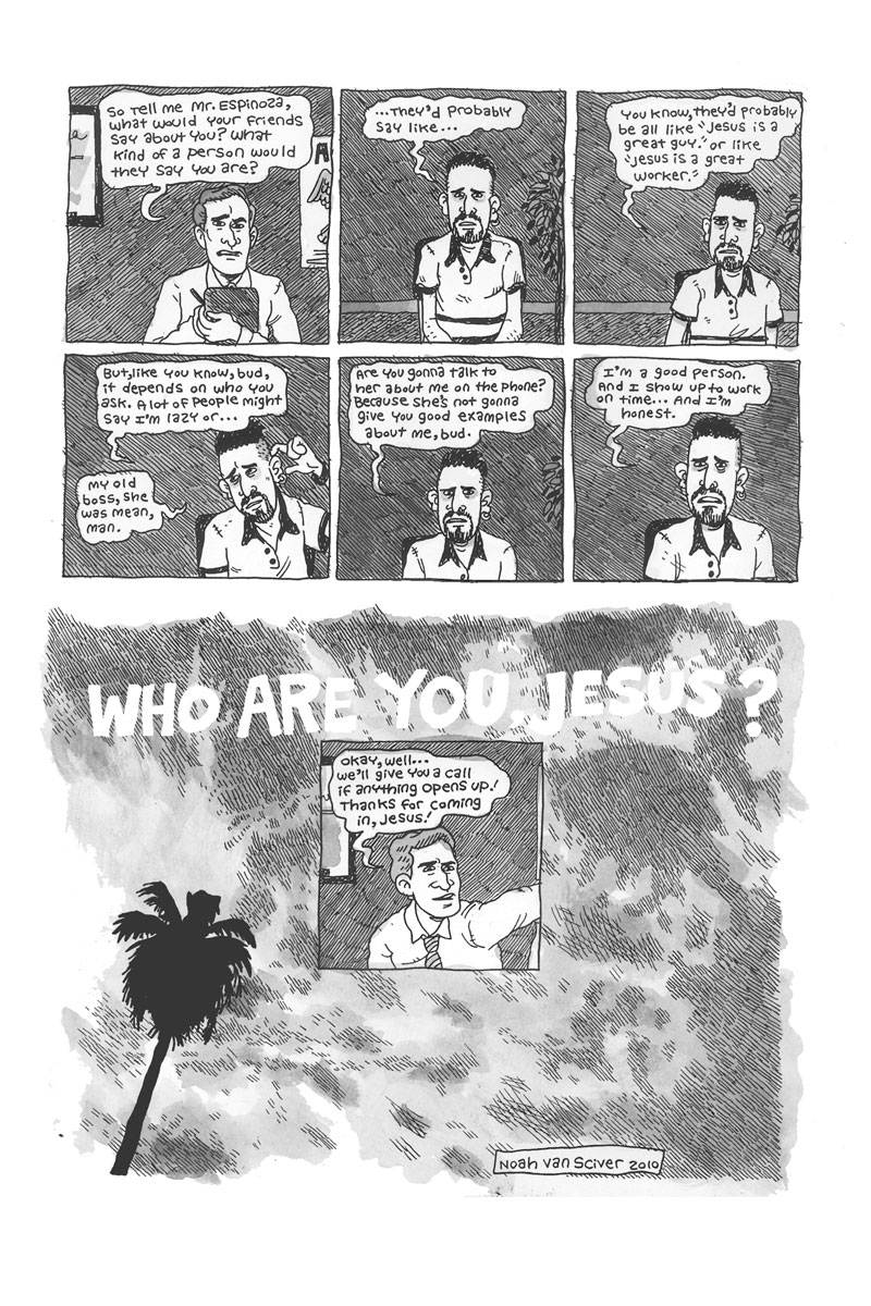Who Are You, Jesus? - Page 1
